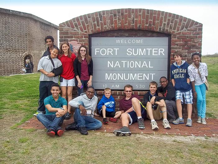 DTD_Fort_Sumter_Group1