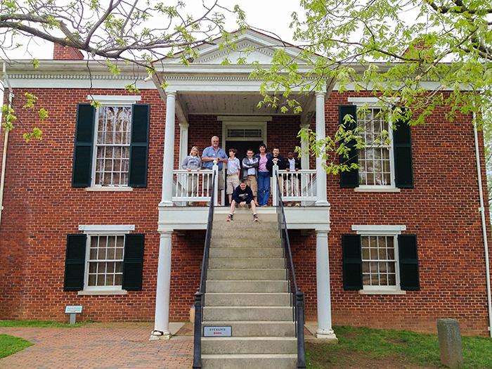 DTD_Appomattox_Court_House_Trip2