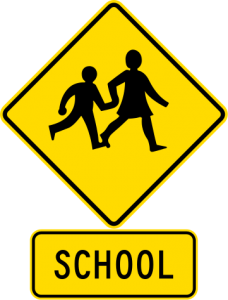 sign school