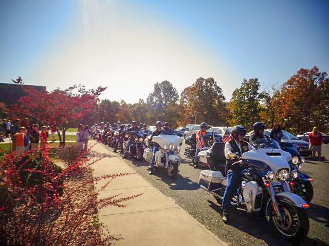 tribute to desmond doss by veterans harley davidson motorcycle veterans