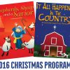 2016 Christmas Plays DVDs Now Available