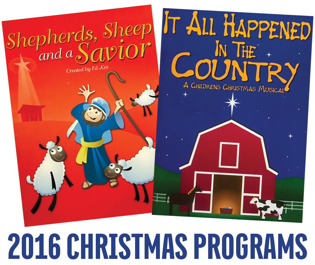 2016 Christmas Plays DVDs Now Available - Desmond T. Doss ...