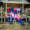 7th and 8th Grade attend 4-H Educational Center camp