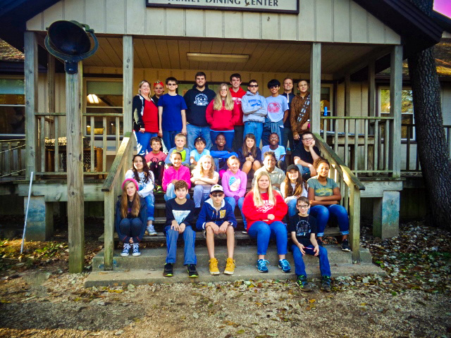 4-H Educational Center, 4-H camp