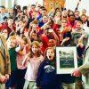 Desmond Doss PETA award presented at our school