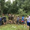 Community Service at Camp Blue Ridge