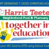 Support Desmond T. Doss through Harris Teeter's Together in Education program