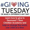 Please Help Today on Giving Tuesday (or Any Day You Can!)